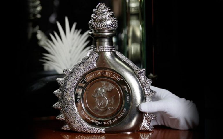 """World's Most Expensive Tequila """"Ley Diamante"""""""