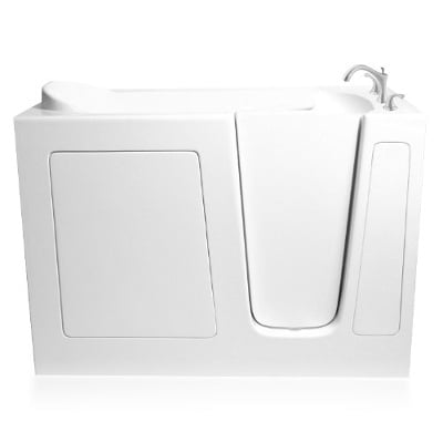 Ariel Soaker Fiberglass Walk-In Bathtub