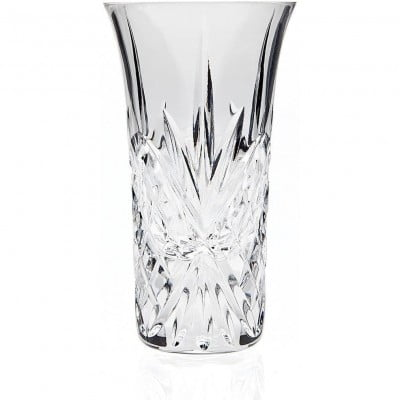 single crystal shot glass with etchings