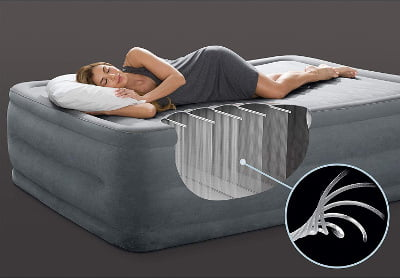 Intex Comfort Plush Elevated air bed