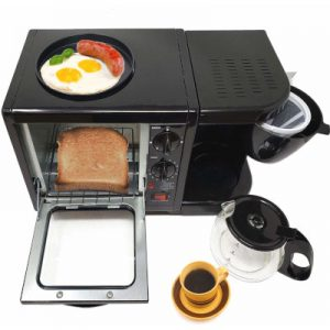 LavoHome 3-in-1 Breakfast Maker Station Hub 500W 5L
