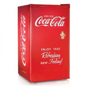 Nostalgia Coca-Cola Mini Fridge