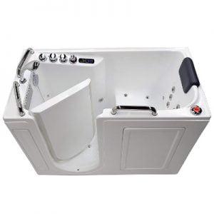 Arista Whirlpool Fully Loaded Walk-In Bathtub
